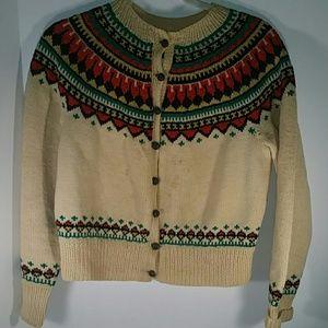 Husfliden, handmade in Norway sweater.